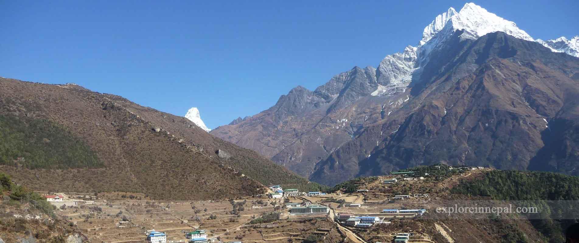 Namche Bazar Nepal -Nature Explore Trek