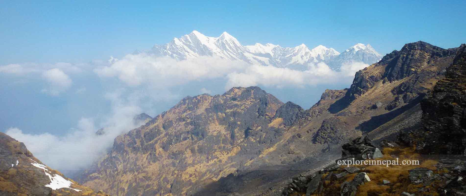 lower-khumbu Nepal