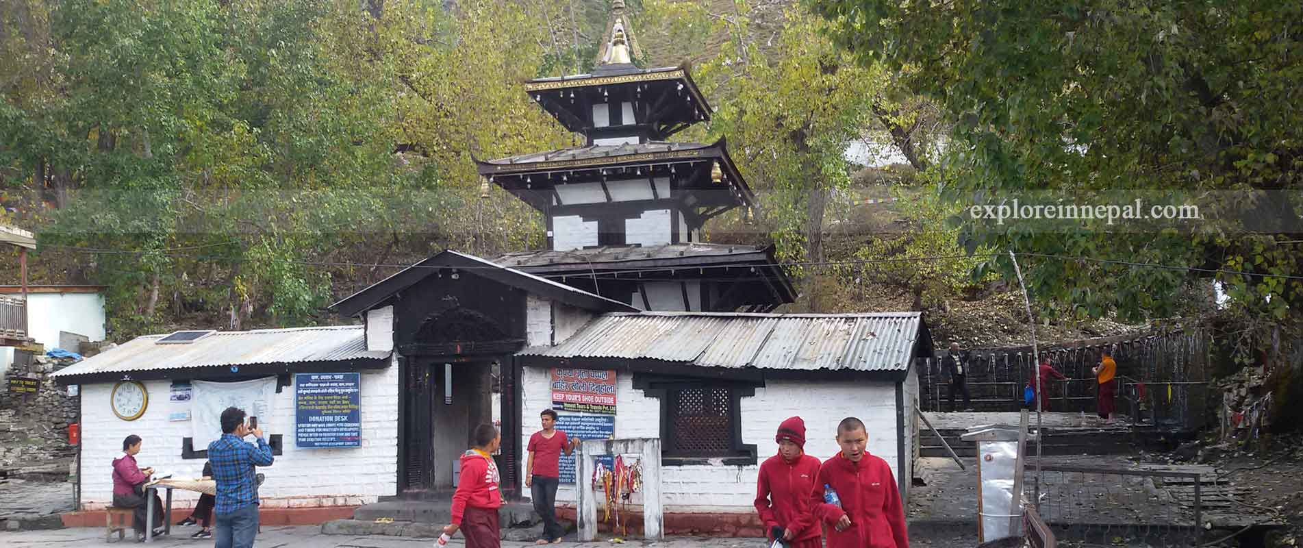 Muktinath Nepal -Nature Explore trek