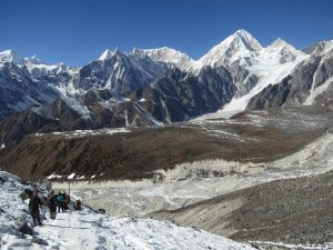 Manaslu and Tsum trek