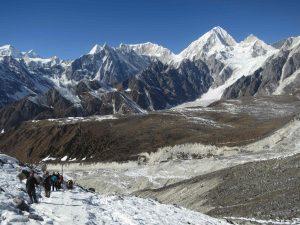 Manaslu and Tsum trek