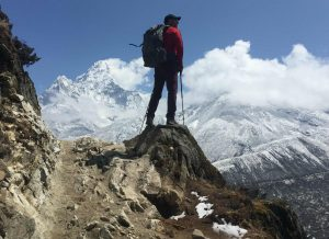 Mt. Ama Dablam view