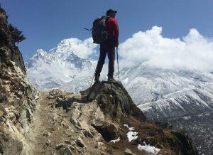 Mt. Ama Dablam view