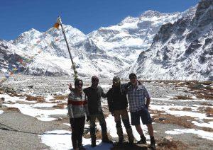 _Mt. Kanchenjunga (alt.85 86m.)