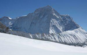 Mt. Makalu (alt.8416m)