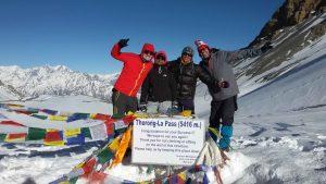 Annapurna circut trek
