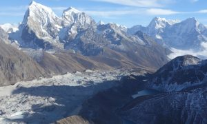 Ebc and gokyo lakeb