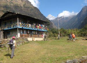 Kanchenjunga trekking in Nepal