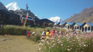 Lho gaun Nepal