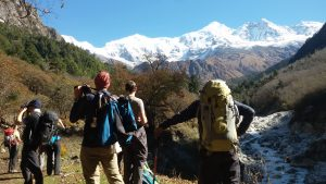 Manaslu circuit photography trek