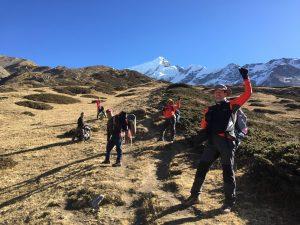 Thorng la Phedi alt.4500m.