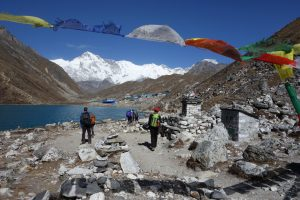 gokyo lake photography trek