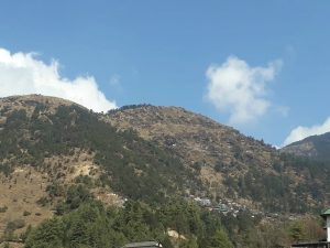 Pikey peak base camp trek