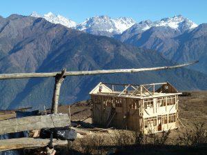 Langtang valley and Tamang Heritage trail trek 90