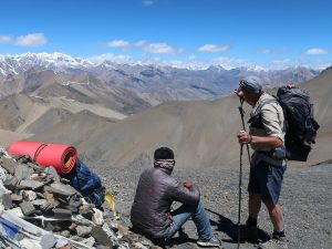 Upper dolpo trekking -Trail to Dhuse-La